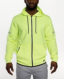 Men's Premium Power Fleece Full Zip Hoodie