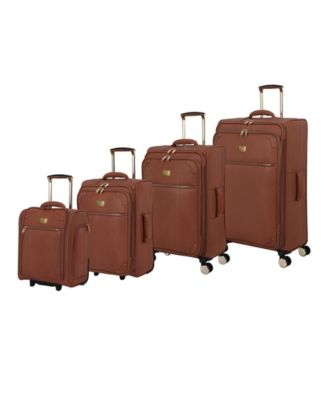 Compelling 4-Piece Softside Luggage Set