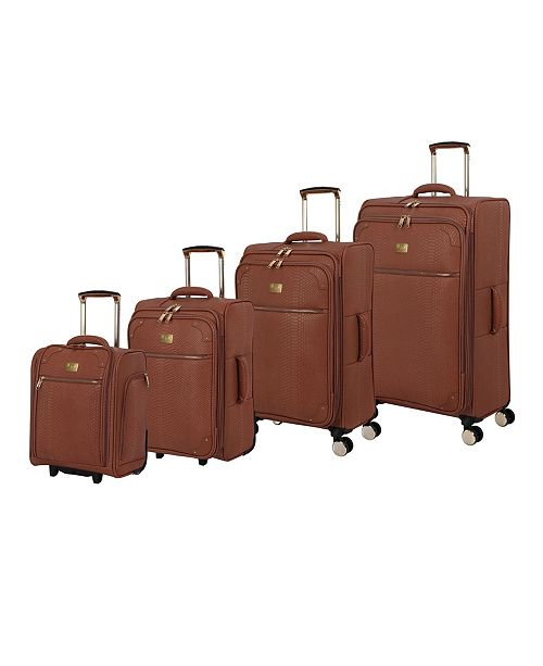 it Girl Compelling 4-Piece Softside Luggage Set