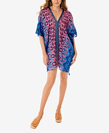 Vesuvio Caftan Swim Cover-Up