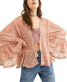 Lola Sheer Kimono