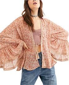 Free People Lola Sheer Kimono