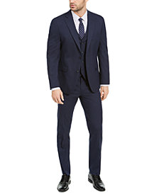 Alfani Men's Slim-Fit Stretch Solid Suit Separates, Created for Macy's