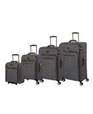Glisten 4-Piece Softside Luggage Set
