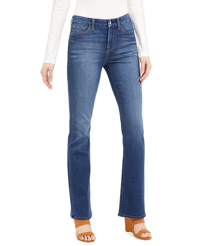Jen7 by 7 For All Mankind - Slim Bootcut Jeans