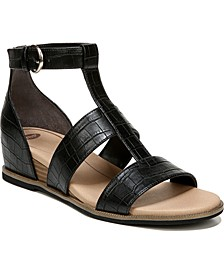 Women's Free Spirit Ankle Strap Dress Sandals