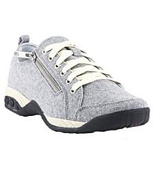 Shoe Sienna Side Zip Sport Casual Shoe