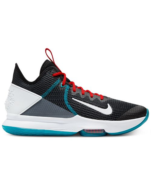 Nike Men's LeBron Witness IV Basketball Sneakers from Finish Line