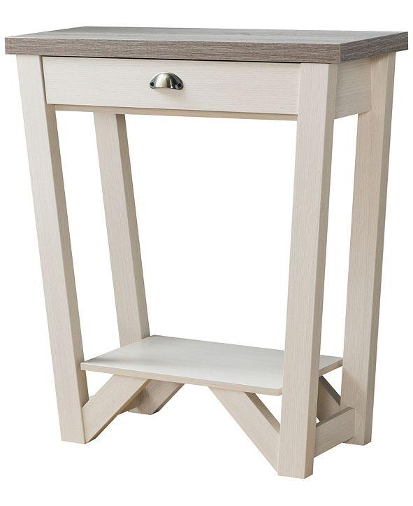 Furniture of America Iga Contemporary Console Table