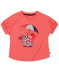 Big Girls Beach T-Shirt