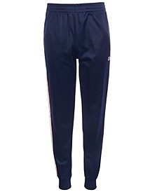 Little Boys Tricot Taped Track Pants