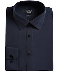 Men's Slim-Fit Stretch Cooling Tech Dress Shirt