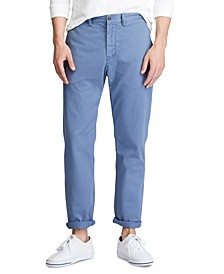 Men's Classic-Fit Cotton Chino Pants