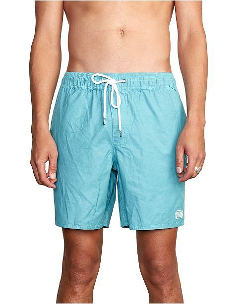 """RVCA Men's Opposites 17"""" Swim Trunks"""