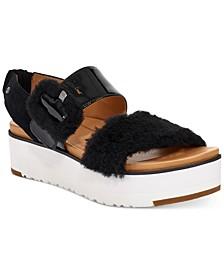 Women's Fluff Chelsea Sandals