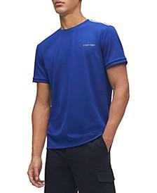 Men's Move 365 Logo Tipped Crewneck T-Shirt