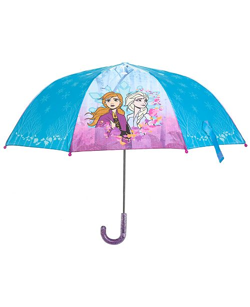Western Chief Toddler, Little and Big Girls Frozen 2 Fearless Sisters Umbrella