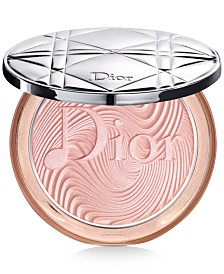Diorskin Nude Luminizer Powder Highlighter - Glow Vibes Limited Edition