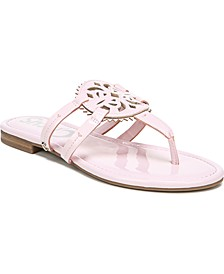 Women's Canyon Medallion Flat Sandals