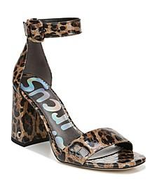 Elizabeth Two-Piece Sandals