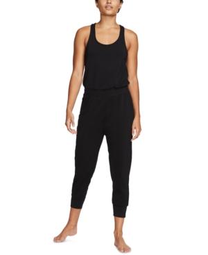 Nike Yoga Women's Dri-fit Racerback Jumpsuit