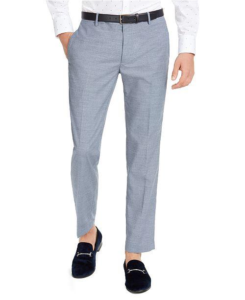 INC International Concepts INC Men's Dwayne Slim-Fit Pants, Created For Macy's