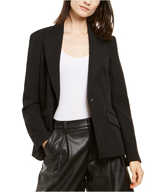INC International Concepts INC Peak-Lapel Blazer, Created for Macy's
