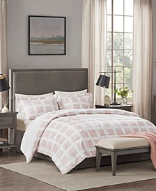 Mae Plush 2-Piece Twin Comforter Set