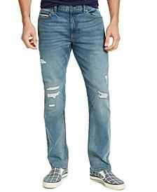 Men's Straight-Fit Knickerbocker Jeans, Created for Macy's