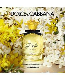 DOLCE&GABBANA Dolce Shine Eau de Parfum, 2.5-oz.