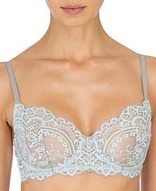 Women's Calm Cotton Unlined Underwire Bra 726242