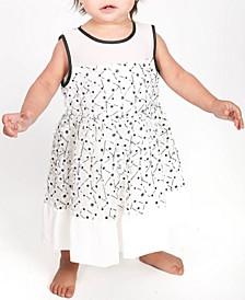 Baby Girl Mini Flower Tulle Dress