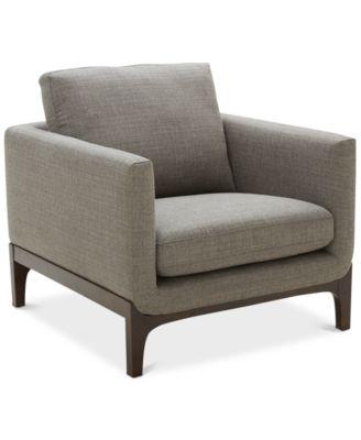 "Yazlan 35"" Fabric Chair"