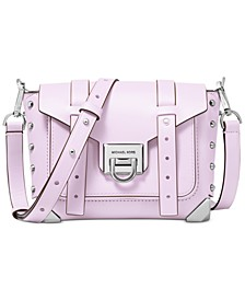Manhattan Leather Crossbody
