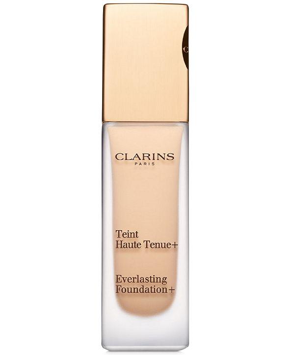Clarins Everlasting Foundation, 1.1 oz.