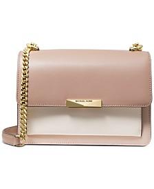 Michael Kors Jade Shoulder Bag & Reviews Handbags