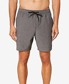 "Men's Solid Volley 17"" Boardshort"