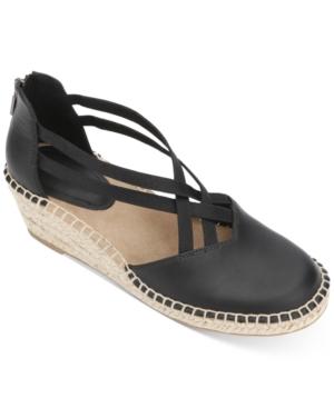 Women's Clo Elastic Espadrille Wedge Sandals Women's Shoes