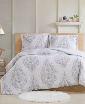 Paisley Blossom Twin XL 2-Piece Comforter Set