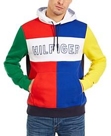 Men's Colorblocked Popover Hoodie