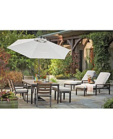 Stockholm Outdoor Dining Collection, with Sunbrella® Cushions, Created for Macy's