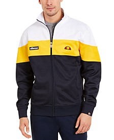 Men's Caprini Colorblocked Track Jacket