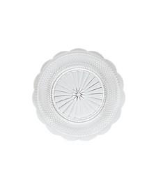 Boston Flare Salad Plate - Set of 4