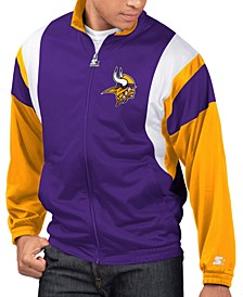 Men's Minnesota Vikings The Contender Track Jacket