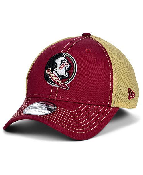 New Era Florida State Seminoles 2 Tone Neo Cap