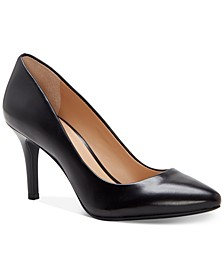 Women's Zitah Pointed Toe Pumps, Created for Macy's