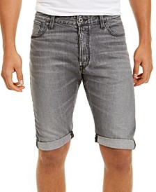 Men's Arc 3D Slim-Fit Shorts, Created for Macy's