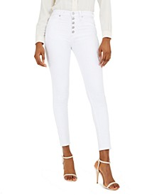 Barbara High-Waist Super Skinny Jeans