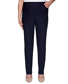 Petite Easy Street Super-Stretch Pull-On Pants