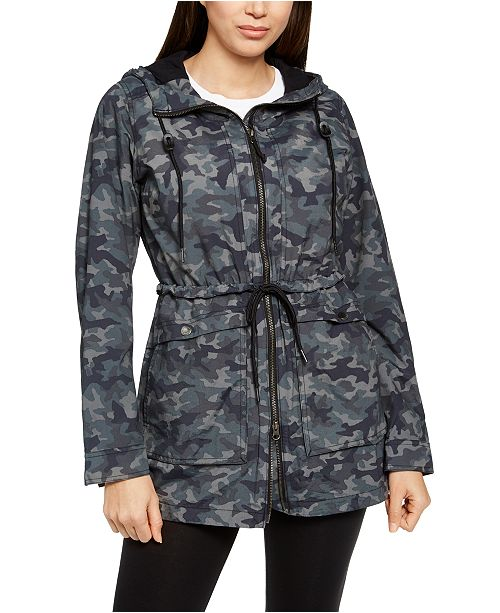 Columbia Women's West Bluff™ Printed Hooded Jacket